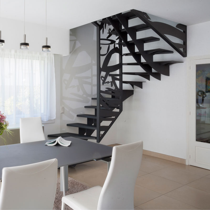 LEHOUX Escalier Design contemporain