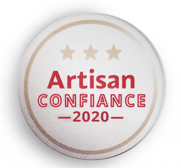Label Artisan Confiance Lehoux Paris Escalier Design